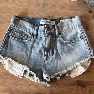 super cute pacsun shorts